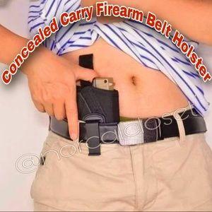 5⭐️ Rated Hand Gun Weapon Pistol Belt Clip Holster